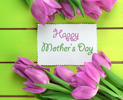 image of mother's day card