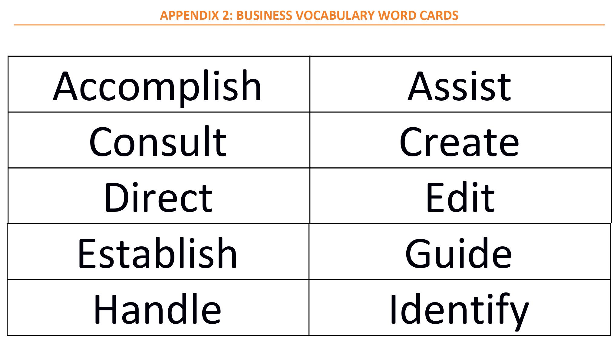 Teacher's Corner: Career Vocabulary | American English