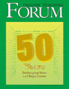 Cover photo of Forum 50