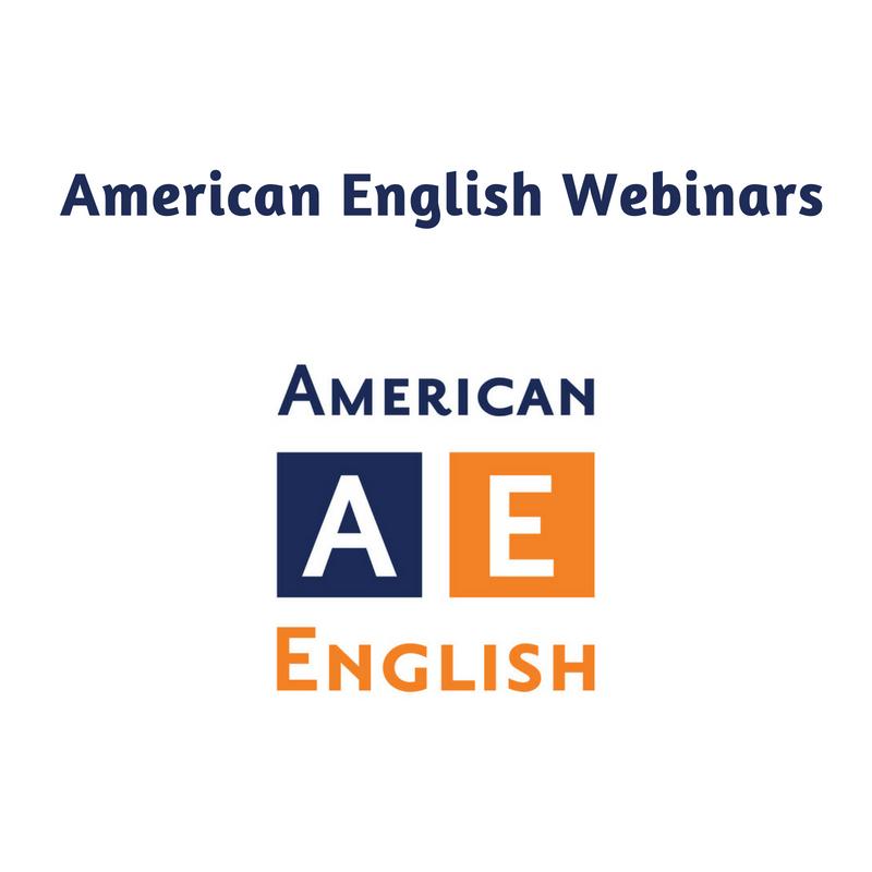 American English Webinars | American English