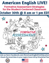 Formative Assessment Strategies for the Student-centered Classroom