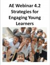 Group of young kids smiling at the camera on webinar title cover