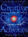 Photo: Cover of Creative Classroom Activities