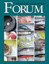 Photo: Cover of Forum