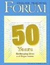 English Teaching Forum Volume 50 Number 3
